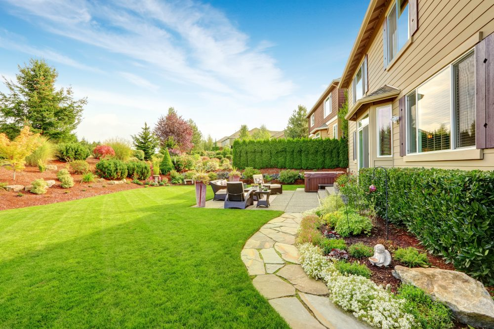Frisco Sod Grass Lawn Care